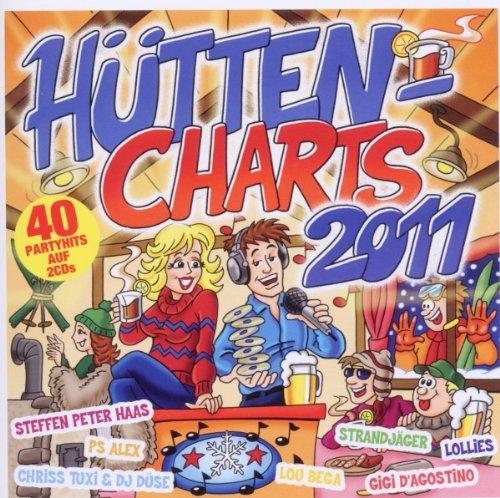 Sampler - Hütten Charts 2011