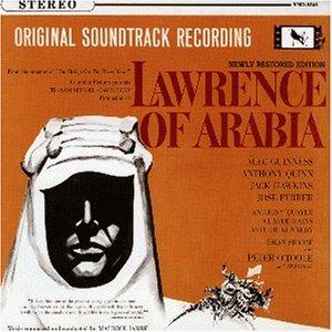 Jarre , Maurice - Lawrence Von Arabien