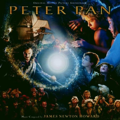 Newton Howard , James - Peter pan