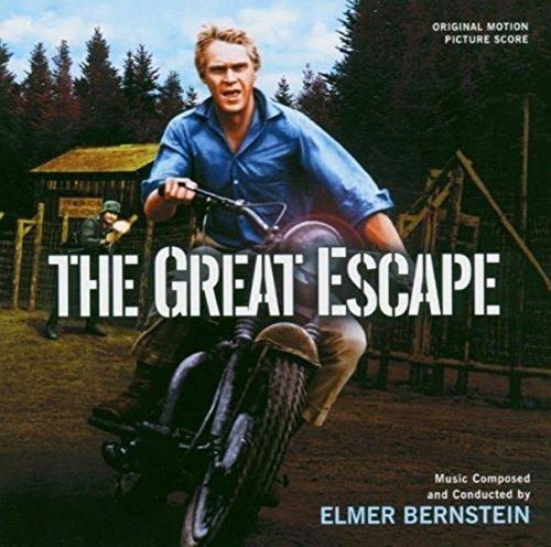 Bernstein , Elmer - The Great Escape