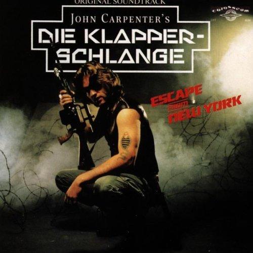 Carpenter , John - Die Klapperschlange - Escape From New York