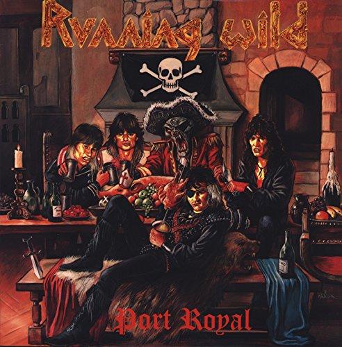 Running Wild - Port Royal (Vinyl)