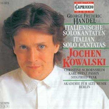 Händel , Georg Friedrich - Italienische Solokantaten (Kowalski)
