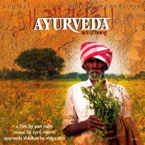 Morin , Cyril - Ayurveda - Art Of Being (OST)