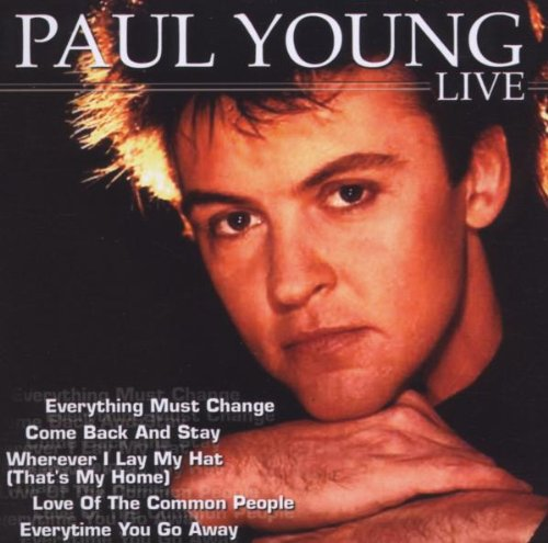 Young , Paul - Live