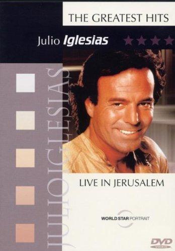 Iglesias , Julio - Live In Jerusalem - The Greatest Hits