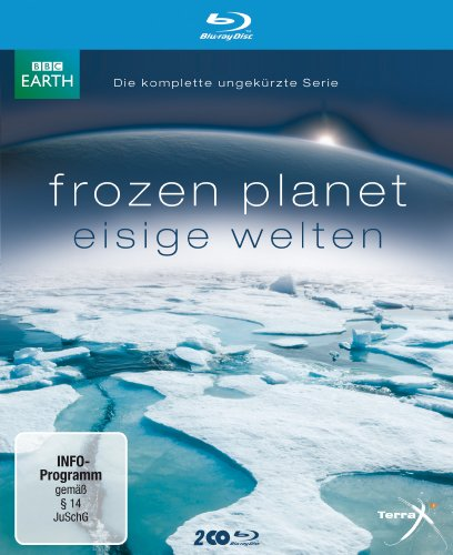 Blu-ray - Frozen Planet - Eisige Welten (BBC Earth)