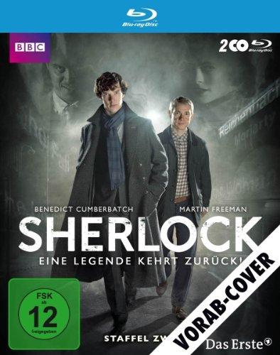Blu-ray - Sherlock - Staffel 2