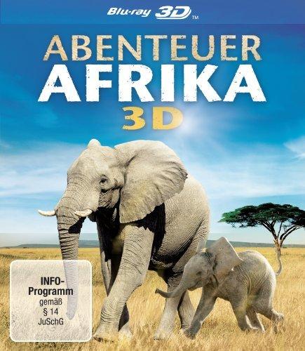 Blu-ray - Abenteuer Afrika 3D