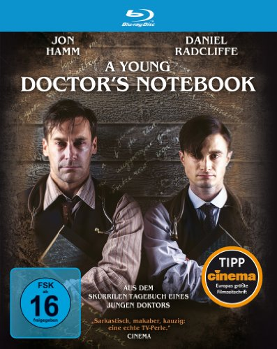 Blu-ray - A Young Doctor's Notebook - Staffel 1