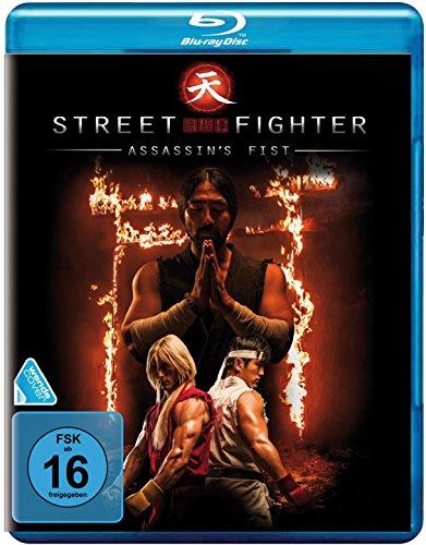 Blu-ray - Street Fighter - Assassin's Fist