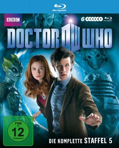 Blu-ray - Doctor Who - Staffel 5