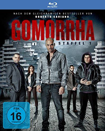 Blu-ray - Gomorrha - Staffel 1