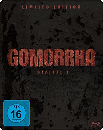 Blu-ray - Gomorrha - Staffel 1 (Limited Steelbook Edition)