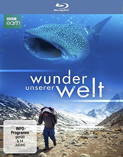 Blu-ray - Wunder der Welt (BBC earth)