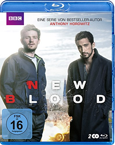 Blu-ray - New Blood - Tod in London