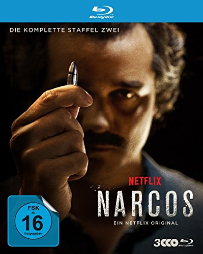 Blu-ray - Narcos - Staffel 2