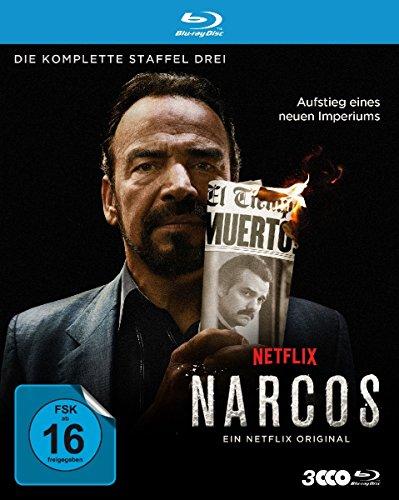 Blu-ray - Narcos - Staffel 3