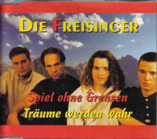 Freisinger , Die - Spiel ohne grenzen (Maxi)
