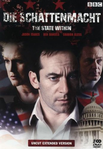 DVD - Die Schattenmacht - The State Within (Uncut Extended Version)