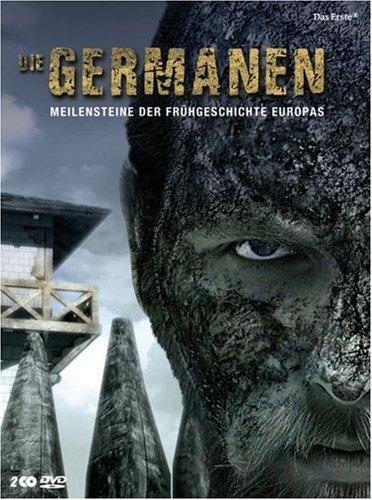 DVD - Die Germanen - Meilensteine der Frühgeschichte Europas