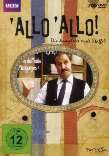 DVD - 'Allo 'Allo! - Staffel 1