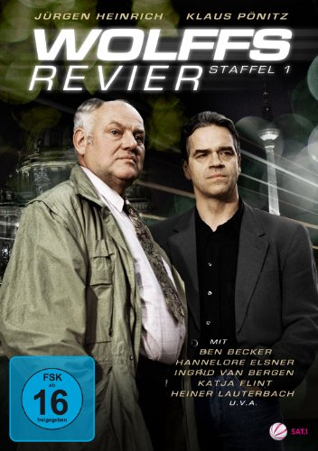DVD - Wolffs Revier - Staffel 1 [4 DVDs]