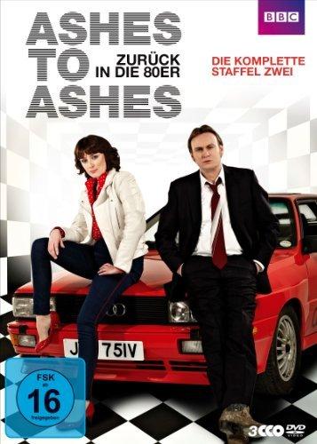 - Ashes to Ashes - Zurück in die 80er, Die komplette Staffel Zwei [3 DVDs]