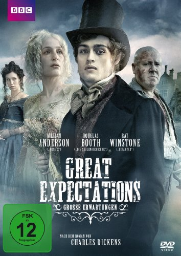 DVD - Great Expectations - Große Erwartungen