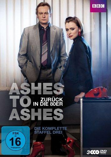 - Ashes to Ashes - Zurück in die 80er, Die komplette Staffel Drei [3 DVDs]