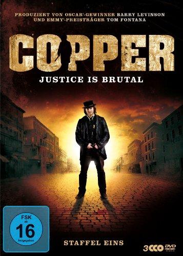DVD - Copper - Staffel 1