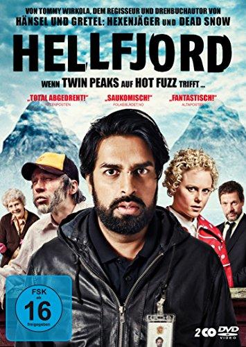 DVD - Hellfjord