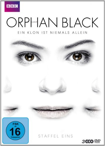 DVD - Orphan Black - Staffel 1