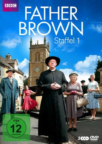 DVD - Father Brown - Staffel 1 [3 DVDs]