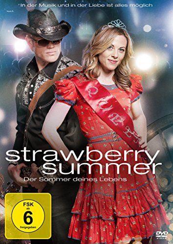 DVD - Strawberry Summer - Der Sommer deines Lebens