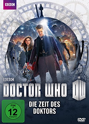 DVD - Doctor Who - Die Zeit des Doktors