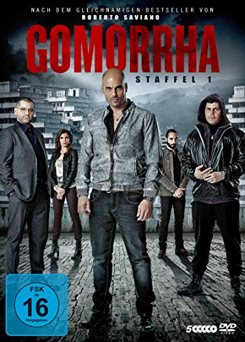 DVD - Gomorrha - Staffel 1