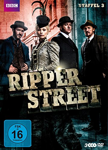 DVD - Ripper Street - Staffel 3 [3 DVDs]
