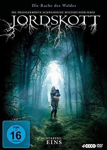 DVD - Jordskott - Die Rache des Waldes: Staffel Eins [4 DVDs]