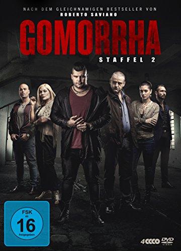 DVD - Gomorrha - Staffel 2