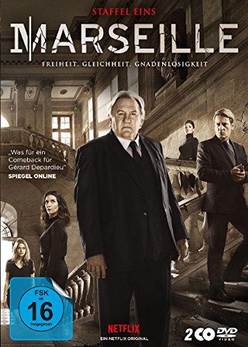 DVD - Marseille - Staffel 1