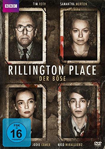 DVD - Rillington Place - Der Böse