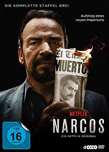 DVD - Narcos - Staffel 3