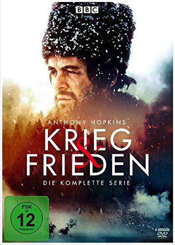 DVD - Krieg & Frieden - Die komplette Serie [6 DVDs]