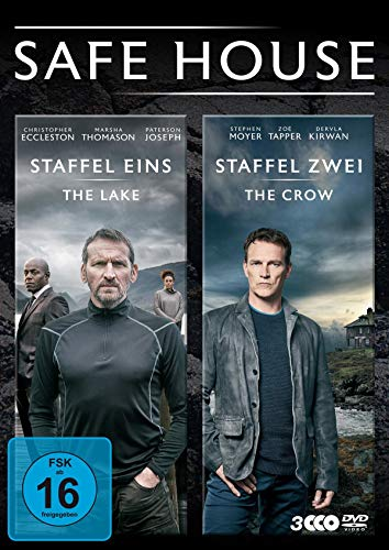 DVD - Safe House - Staffel 1: The Lake / Staffel 2: The Crow