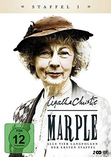 DVD - Agatha Christie - Marple - Staffel 1
