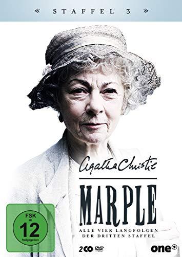 DVD - Agatha Christie: Marple - Staffel 3 [2 DVDs]
