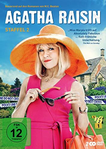 DVD - Agatha Raisin - Staffel 2 [2 DVDs]
