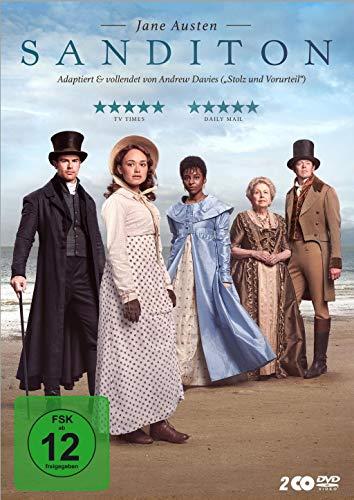 DVD - Sanditon (Jane Austen)