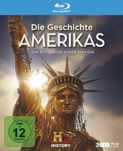 Blu-ray - Die Geschichte Amerikas - Die Biografie einer Nation [Blu-ray]
